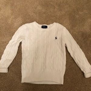 Polo by Ralph Lauren Shirts & Tops - Polo kids sweater.